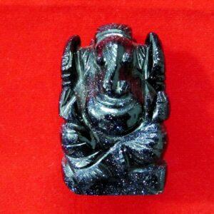 Ganesh (sunstone)