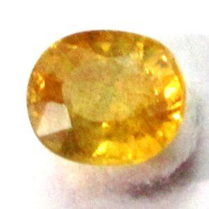 Yellow Sapphire (3.19) Cts.