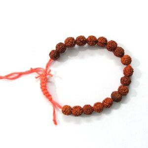 Rudraksha (18) Beads  Bracelet