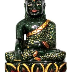 Buddha (aventurine Quartz)