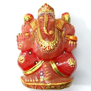 Ganesh (rose Quartz)