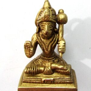 Blessing Hanuman (small)