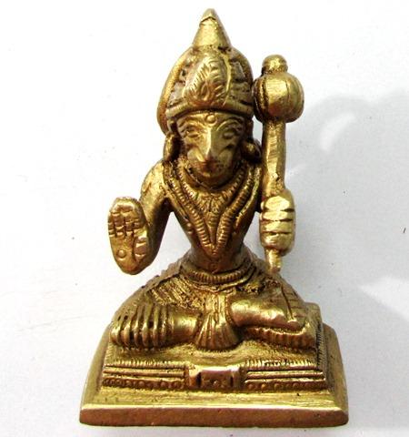 Blessing Hanuman (small)
